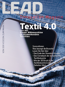 LEAD Innovation Magazin Textil