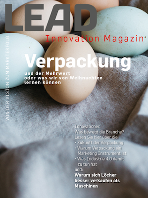 LEAD Innovation Magazin Verpackung