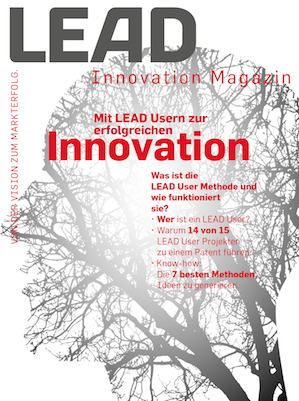 LEAD Innovation Magazin LEAD User Methode