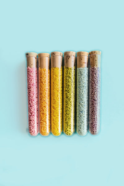 Natural Sprinkles Finishing Kit