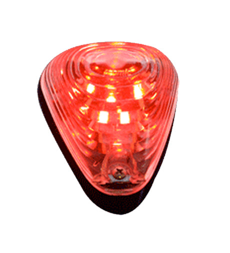 Ford Cab Light Kit 1999-2016 - First Responder Red