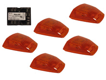 Load image into Gallery viewer, Class 8 Square Style Cab Light Kit - Amber