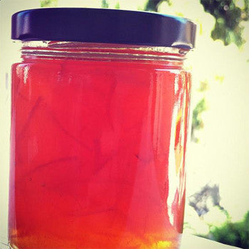 Ginger Lime Marmalade