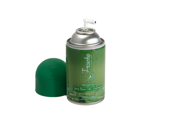 Fraiche Automatic Room Freshener | Fragrance: Bergamot | 250ml