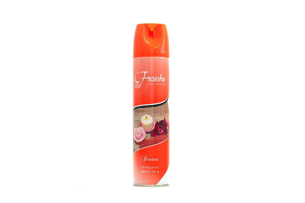Fraiche Room Fresheners | Fragrance: Divine | 240ml