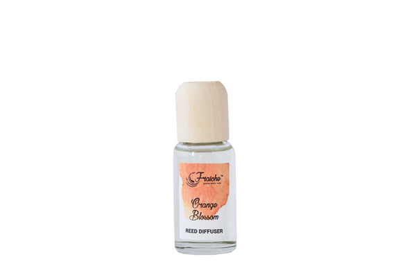 Fraiche 30ml Reed Diffuser - Orange Blossom