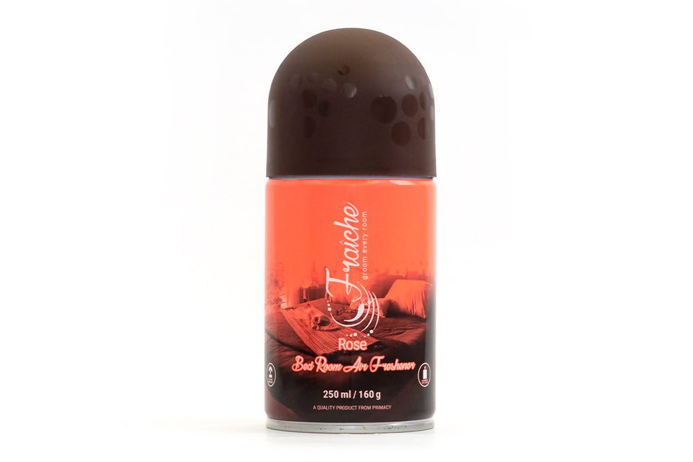 Fraiche Automatic Room Freshener | Fragrance: Rose | 250ml
