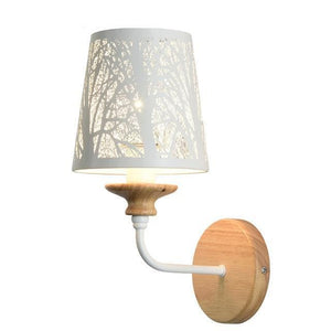 Cast Shadows Sconce - Lighting