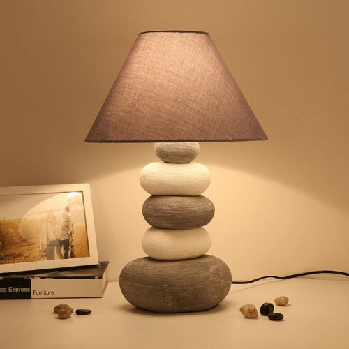 Stones Throw Table Lamp - Table Lamp