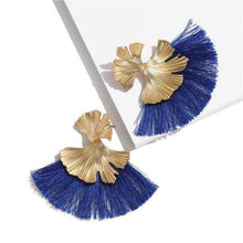 Stunning Susan Earrings - Blue - Earrings