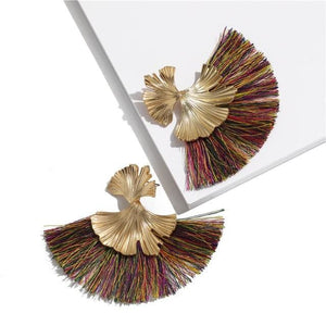 Stunning Susan Earrings - Brown - Earrings