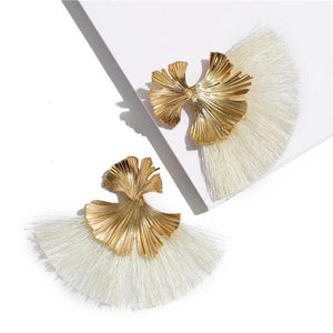 Stunning Susan Earrings - Ivory - Earrings