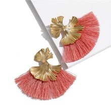 Stunning Susan Earrings - Rose - Earrings