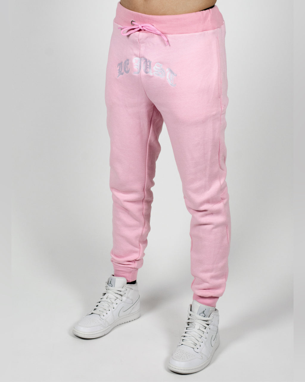 Baby Pink Joggers