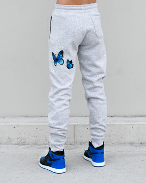 Butterfly Joggers Grey