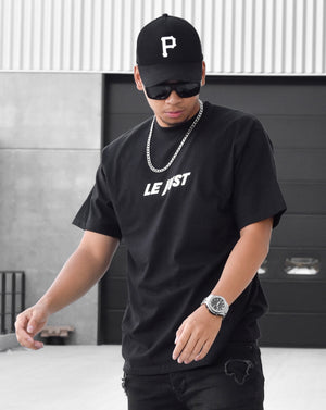 Black Le Just T-Shirt