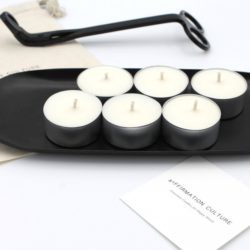 Six Tea Lights Set