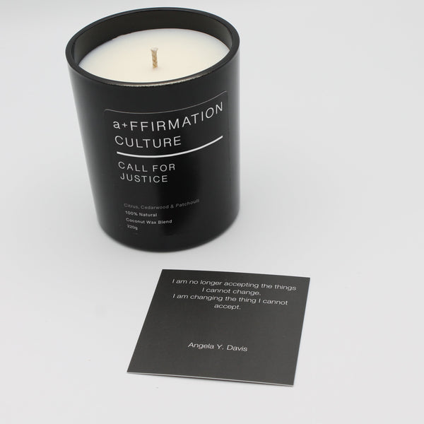 Call For Justice™️ - Charity Candle