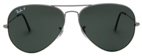 Identify polarized sunglasses