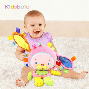 Baby Appease Toys Ring Bell Squeaky Sound - cutebabyland