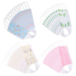 Baby Care 10Pcs Disposable Kids Mask