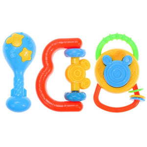 Baby Rattles Grasping Bell Educational Toys