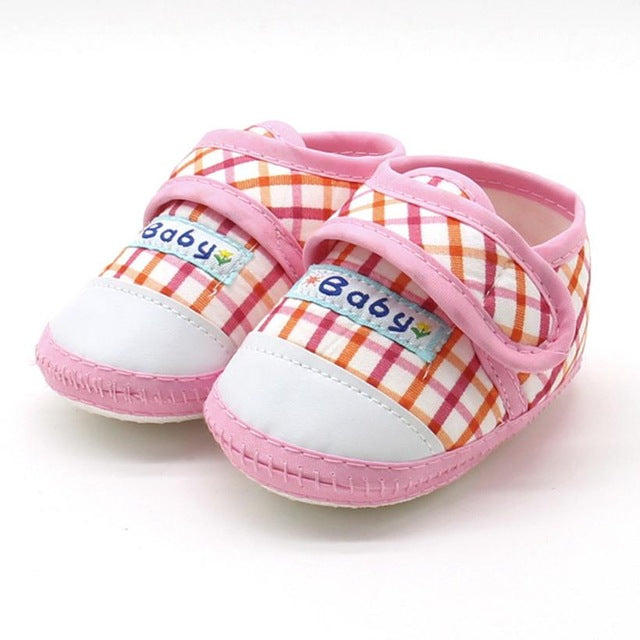 Baby Boys Girls Warm Casual Flats Shoes