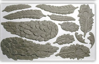 Wings and Feathers Mould