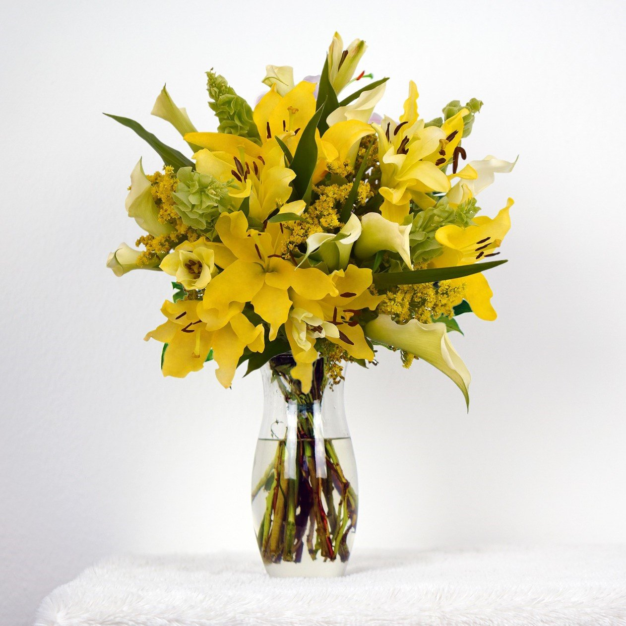 Yellow Bouquet Sonoma! (30 Stems Per Bouquet Pack 1 units) - Bloomsfully