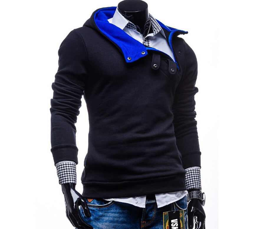 men's Sweater jacket winter coat