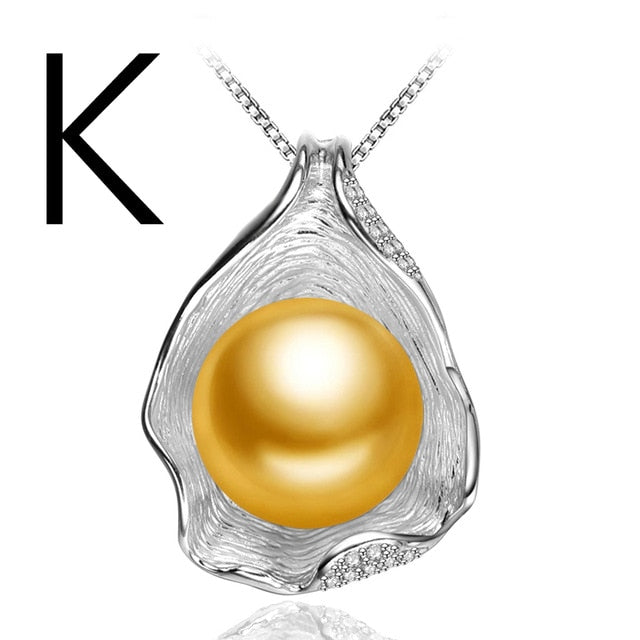 Pearl Necklace Pendant