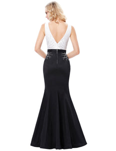 Kate Long Sequins Mermaid Evening Dresses Party - Narvay.com