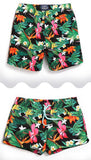 Bermudas Sweatpants Men Beach Swimwear