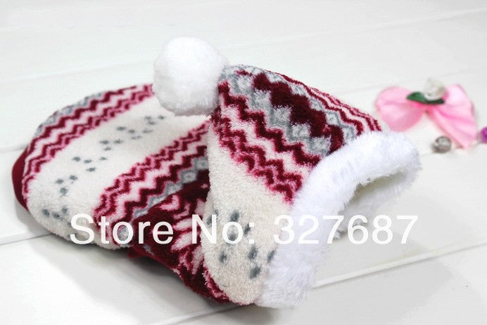Snowflake Winter Large Dog Clothes
