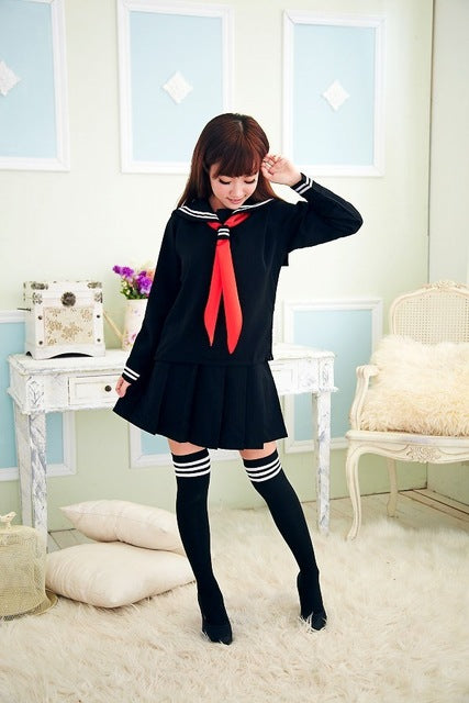 sailor uniform fashionl
