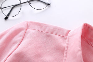 Woman Office Wear Shirts High Quality