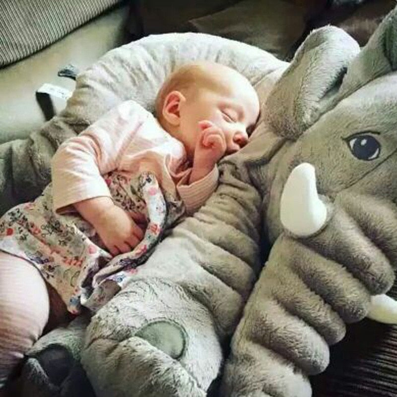 BABY ELEPHANT PILLOW - Narvay.com