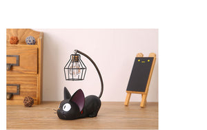 Little Black Cat Night Light - Narvay.com