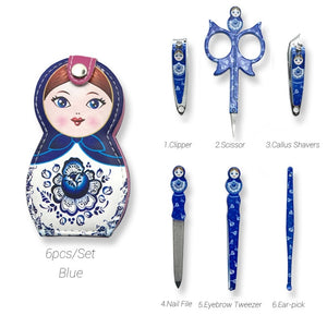 Dolly Nail Manicure Set