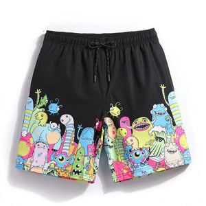 Board Shorts Swimwear Swimsuits Beach Boxer