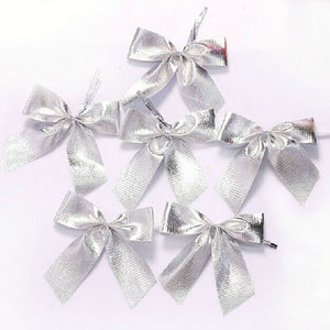 Bow Xmas Ornament Christmas Tree Decoration