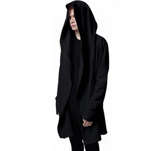 Hooded Sweatshirts Cloak Man's Coats