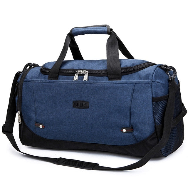 Large Capacity Men Hand Luggage Travel Duffle Bags