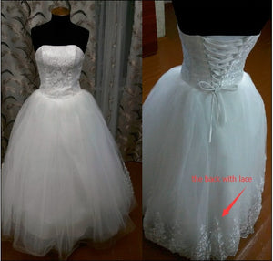 Wedding Dress Ball Gown bridal dress