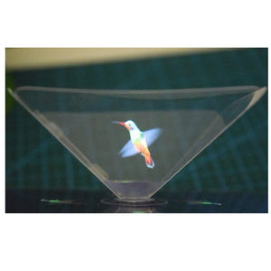 3D Hologram Display For Smartphone