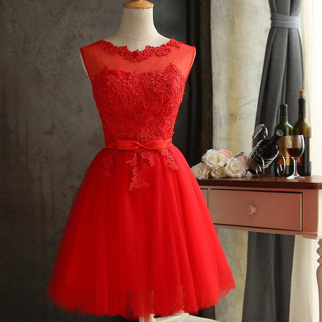 Short Prom Women Occasion Party Dresses