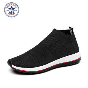 Men Shoes Mesh Sneakers