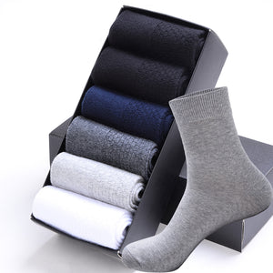 Casual Men's Business Socks