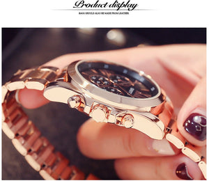 Luxury Women Dress Watches Roman Numeral - Narvay.com