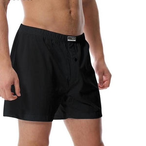 Boxers Men Loose Trunk